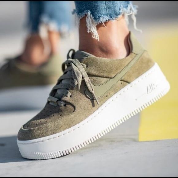 Nike Air Force Sage Low Trooper Women